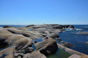 Küstenlandschaft in Finnland