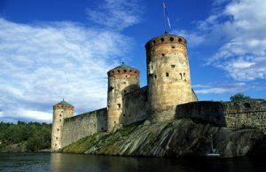 Burg in Savonlinna